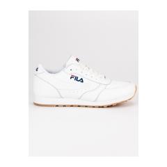 Pánske biele tenisky FILA ORBIT JOGGER LOW  - 1010264W