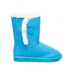 Dámske modré snehule - 608BL / S3-128P
