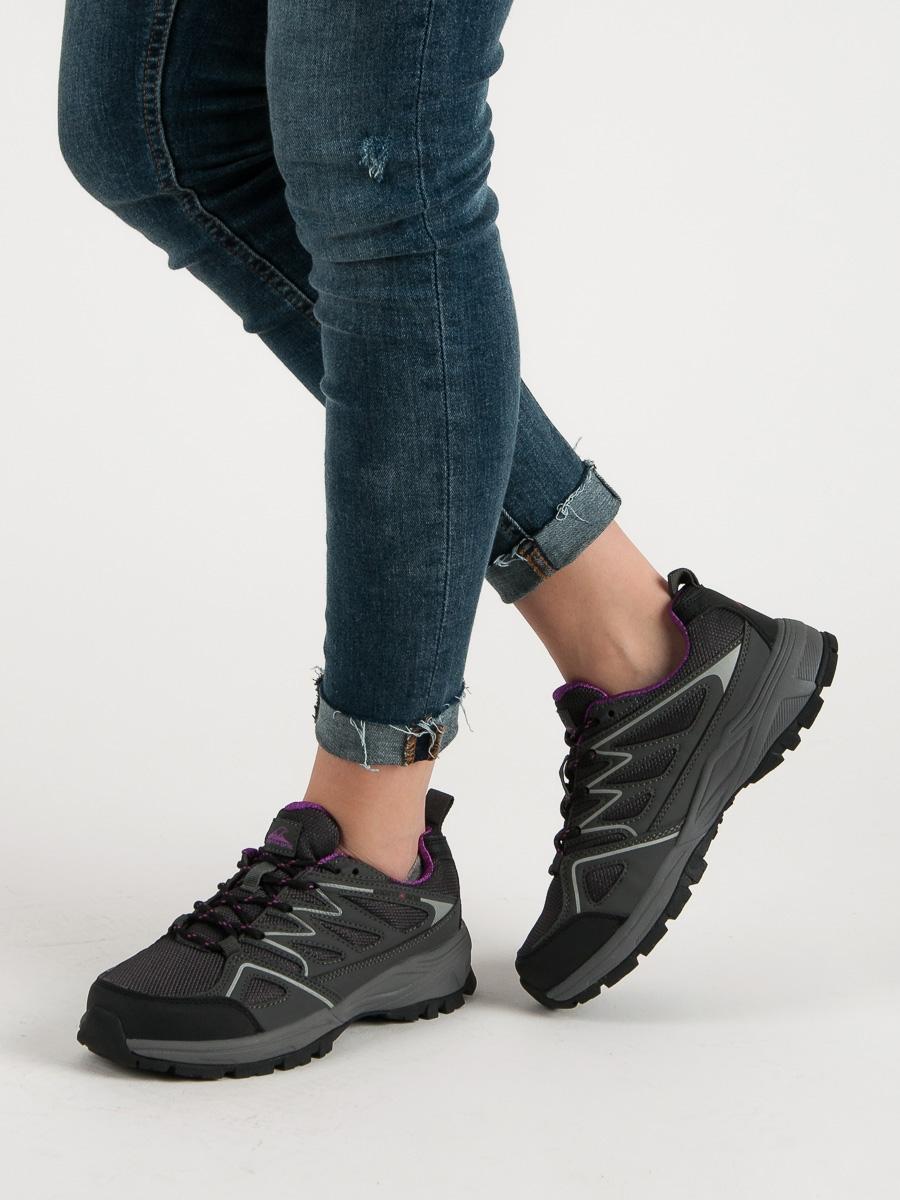 4ef5093344 Dámske šedé trekingové topánky - SUBURBAN-GRAF