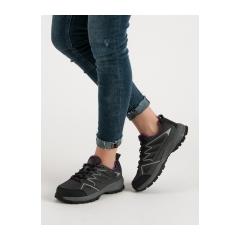Dámske šedé trekingové topánky  - SUBURBAN-GRAF