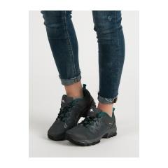 Dámske šedé trekingové topánky  - TOWN-CA