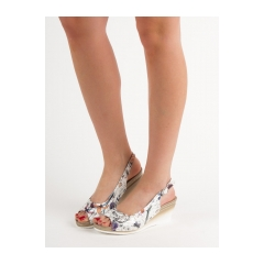 Dámske farebné sandále  - GD-YQ-42W