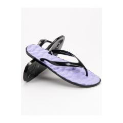 Dámske fialové žabky  - 913NL001W-PU