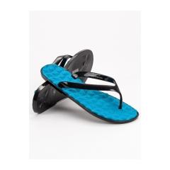 Dámske modré žabky  - 913NL001W-BL