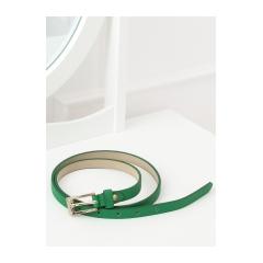 Dámsky zelený opasok