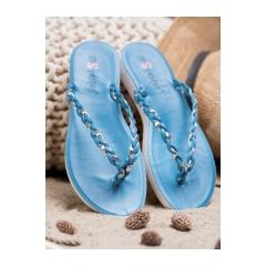 305360-damske-modre-pletene-zabky-nk16bl
