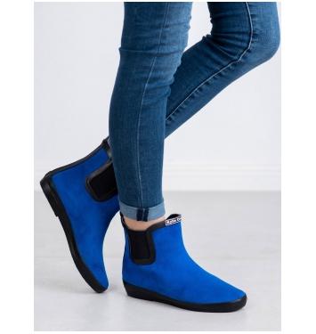Dámske modré gumáky  - K1890102AZ