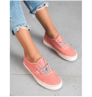 Dámske ružové tenisky  - A8879LT.P