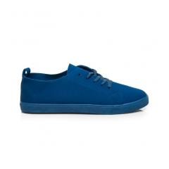 Dámske modré tenisky - 104L.BL