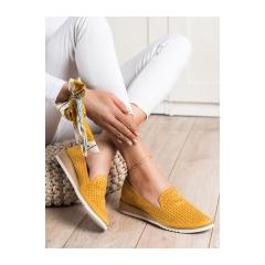 Dámske žlté lordsy  - FL608Y