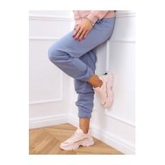 Dámske ružové tenisky - 9933