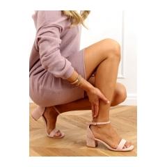 Dámske ružové sandále - X503-21SA-2