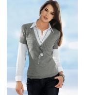 Elegantný sveter