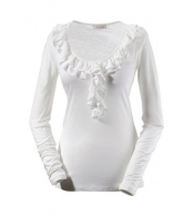 Tričko Aniston biele