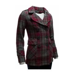 Dámsky kabát s podšívkou